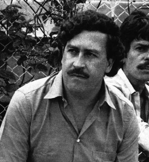 July 22,  1992: PABLO ESCOBAR ESCAPES  -   Colombian drug lord Pablo Escobar escapes from his luxury prison near Medellin. (He was slain by security forces in December 1993.)