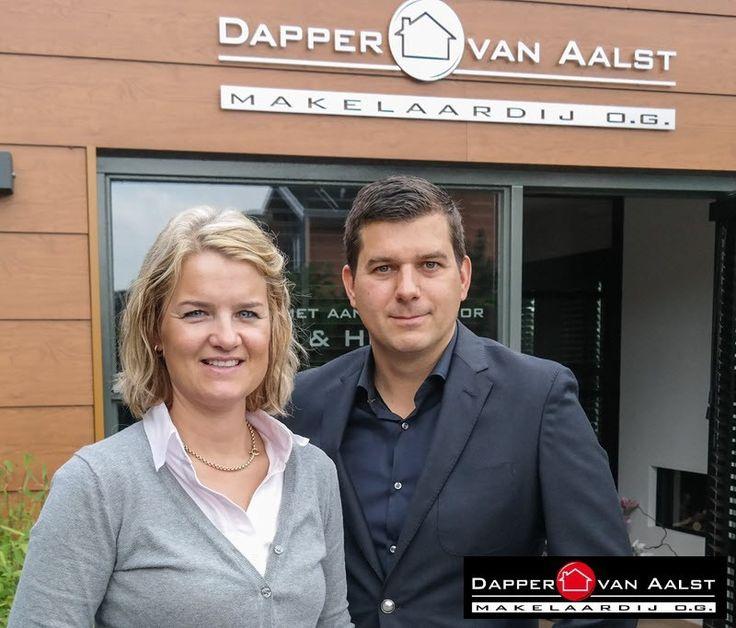 Stel je mag Dapper & Van Aalst Makelaardij met 1 woord omschrijven...welk woord zou dit dan zijn?