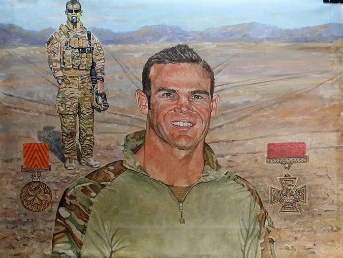 Cameron Stewart Baird VC, MG, 32, a corporal from 2nd Commando Regiment serving with the Special Operations Task Group, killed in small arms fire engagement on 22 June 2013. Baird was awarded the Medal for Gallantry in 2007 and a posthumous Victoria Cross in 2014.