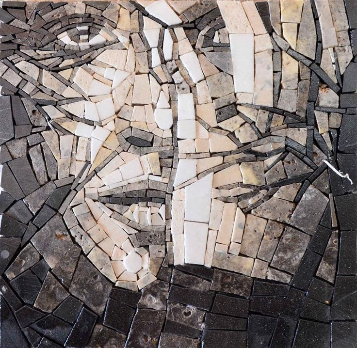 art series women with trees Mosaics - Google Search