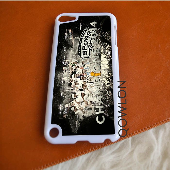 San Antonio Spurs Champions 2014 iPod Touch 5 | 5TH GEN Case