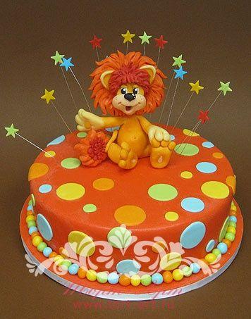 Детский торт - торты на заказ, свадебные торты