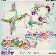 Tea for Two Clusters