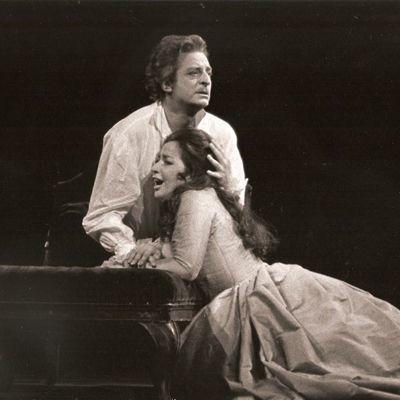 Teresa Berganza y Alfredo Kraus