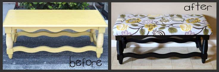 Lots of furniture make overs