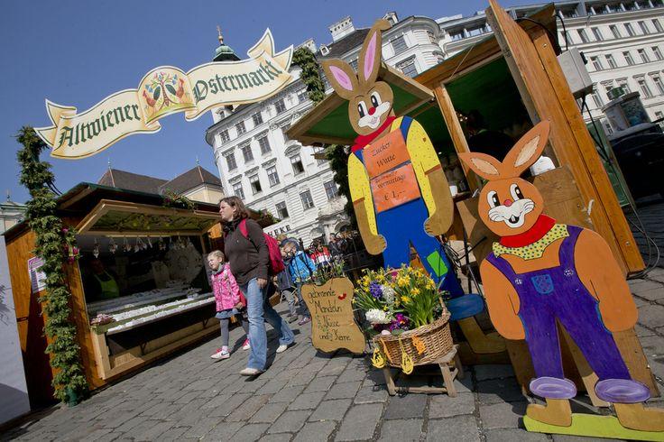 Easter market at Freyung