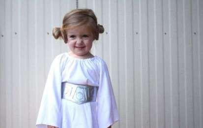 Costumi di Star Wars fai da te per bambini per Carnevale - Ispiratevi ai personaggi più celebri di Star Wars per confezionare dei costumi di Carnevale fai da te e farete sicuramente la gioia dei vostri bambini!