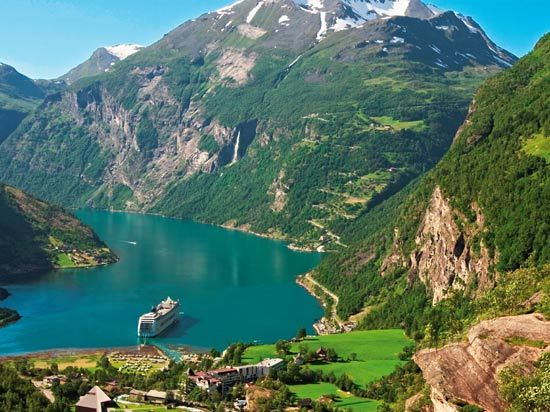 Fjords - Norvège