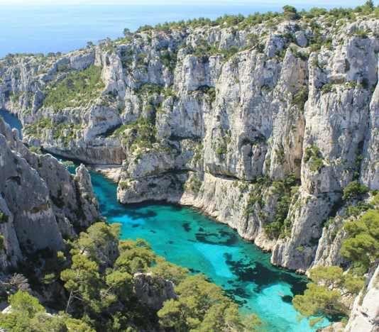 Les Calanques, Cassis Provence Marsailles