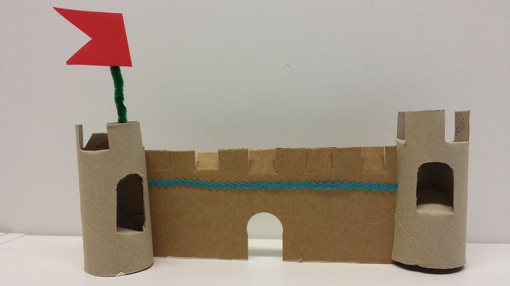 Neean linna. askartelu | kädentaidot | paperi | lasten | lapset | helppo | askarrellaan | kids | children | easy | crafts | Pikku Kakkonen