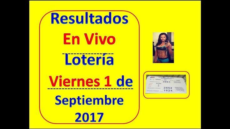 Resultados Loteria Nacional de Panama En Vivo Viernes 1 Septiembre 2017 Gordito Zodiaco Septiembre