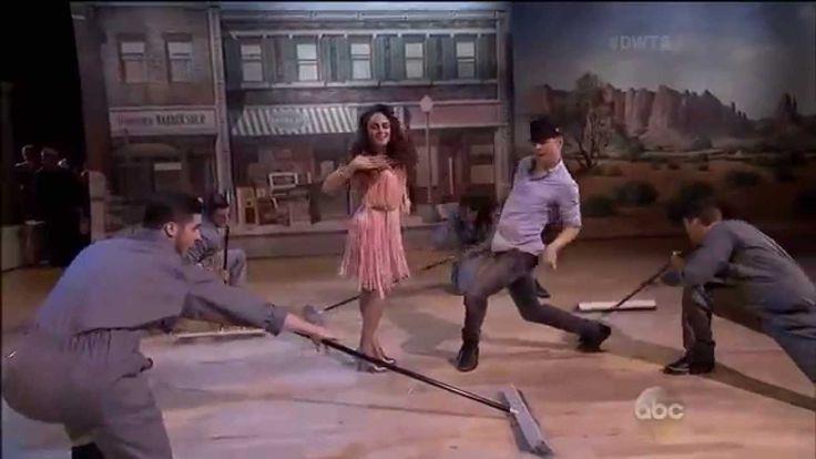Macy's Stars of Dance to Classic-Best dance ever! Derek Hough AND Chris Scott…genius.