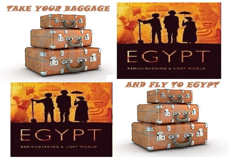 SUPPORT THE EGYPTIAN TOURISM