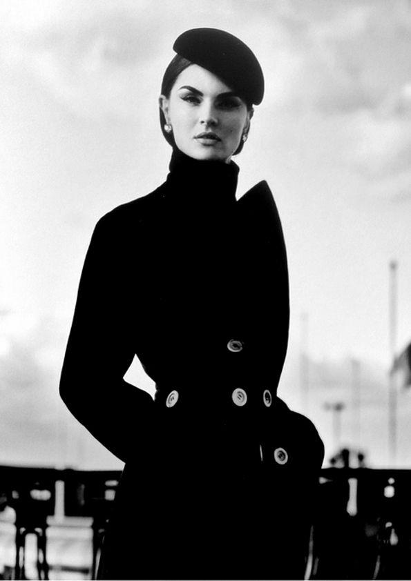 Christian Dior, 1947.                                                                                                                                                      More
