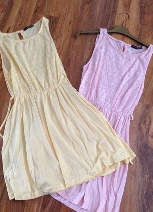 Buy here at #vinteduk http://www.vinted.co.uk/womens-clothing/casual-dresses/4407171-two-summer-dresses-from-primark