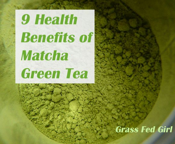 9 Benefits of Matcha Green Tea: weight loss, alzheimers prevention, blood sugar regulation and more!