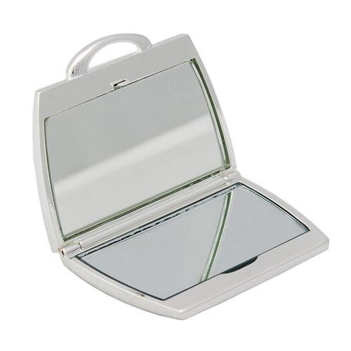 Engraved Handbag Compact Mirror - adorable favor or bridesmaid gift