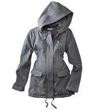 hooded-gray-maternity-jacket