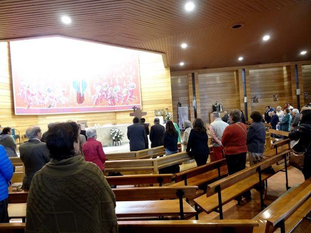Capturador de Imágenes: Santuario Cenáculo de Bellavista. Domingo 23 del Tiempo Ordinario, 8 de septiembre