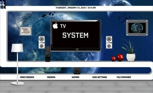 How to Install Bit Apple Lounge Kodi 18 Build Leia | WirelesSHack in