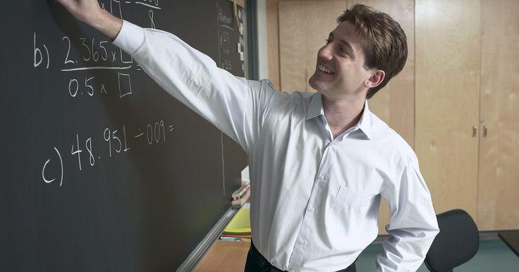 Como maestro, puede resultar difícil entusiasmar a una clase de estudiantes jóvenes, sobre todo cuando se trata de matemática. Sin importar las edades o los grados, los juegos de ...