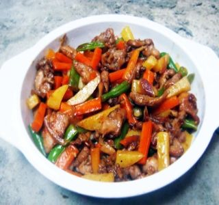 Healthy Chicken With Vegetables Recipe Chinese food