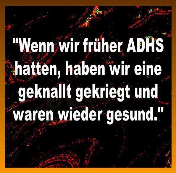 ღღ ADHS