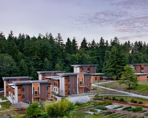 10 greenest dorms in the world