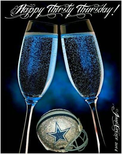Happy Thirsty Thursday!