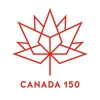 Visual treatments for the Canada 150 logo - Canada 150