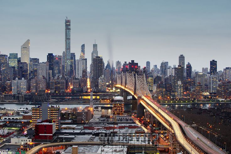 432 Park Ave and Queens Bridge | Flickr - Photo Sharing!