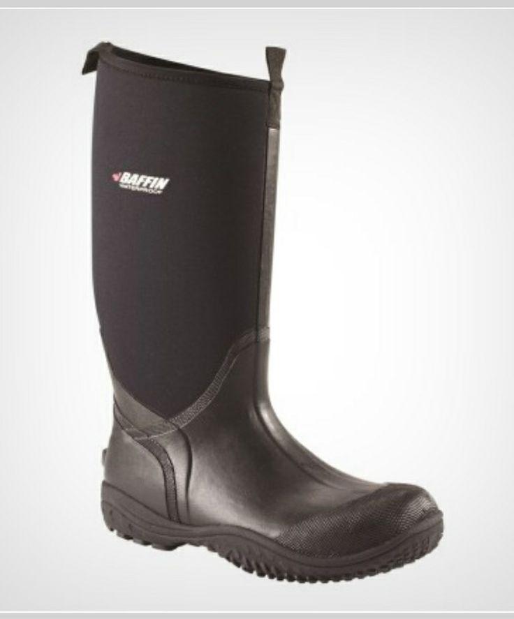 Jagtstøvle / gummistøvle med neopren skaft ca 1000.-