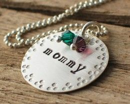 Hand Stamped Metal - How to Make Personalized Jewelry