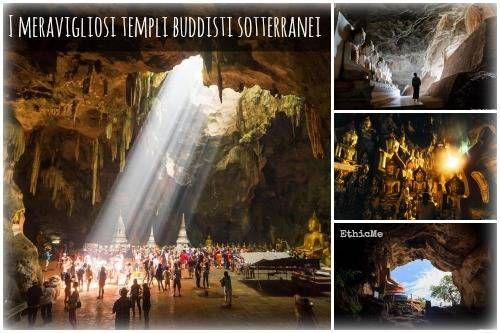 I meravigliosi templi buddisti sotterranei [FOTO]