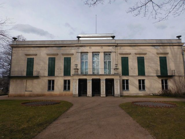"PALACE ""GLIENICKE"" / Potsdam, Germany"