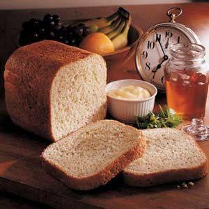 Flavorful Herb Bread Recipe (Bread Machine Recipe)