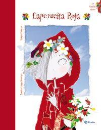 Caperucita Roja Concha López Narváez (Autor/a), Violeta Monreal (Ilustrador/a)