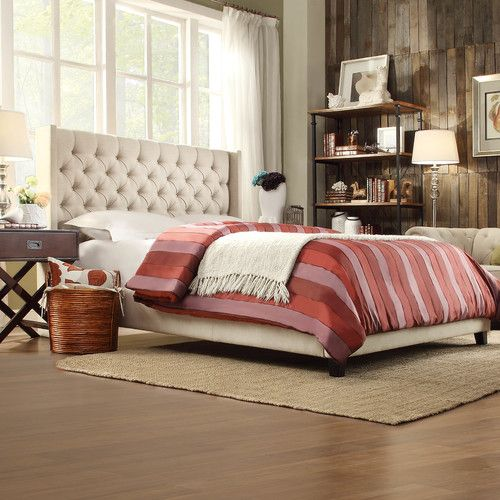Found it at Joss & Main - Montgomery Upholstered Bed