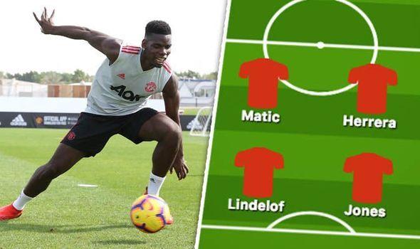 Man Utd Team News Vs Tottenham Predicted Line Up Rashford Over Lukaku Pogba Update Tottenham Lineup Sports