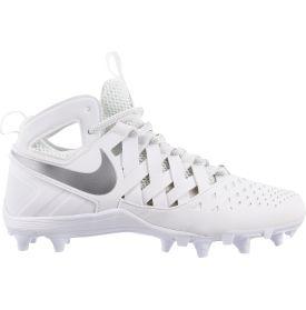 98a6ec74eddd Nike Mens Huarache V Lax Mid Lacrosse Cleats DICKS Sporting Goods ...