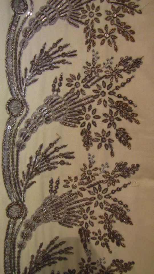 Opulence ala Lesage Embroidery | fashion + class & jet lag | The Blog