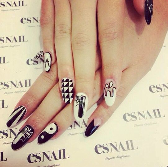 Es Nail Los Angeles: 13 Best Sparkle Nail Bar In SF Images On Pinterest