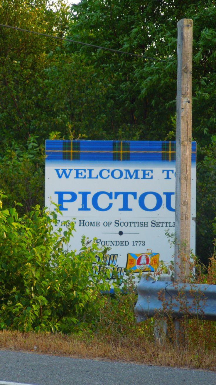 Pictou in Nova Scotia