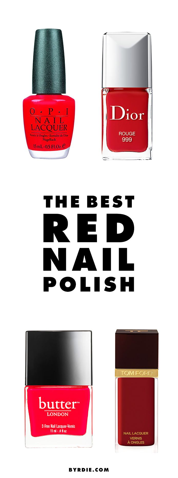 How to de clutter your beauty cabinet kendi everyday - The 1 Red Nail Polish According To The Internet