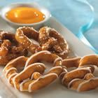 Easy-Bake Oven Cinnamon Pretzel recipe
