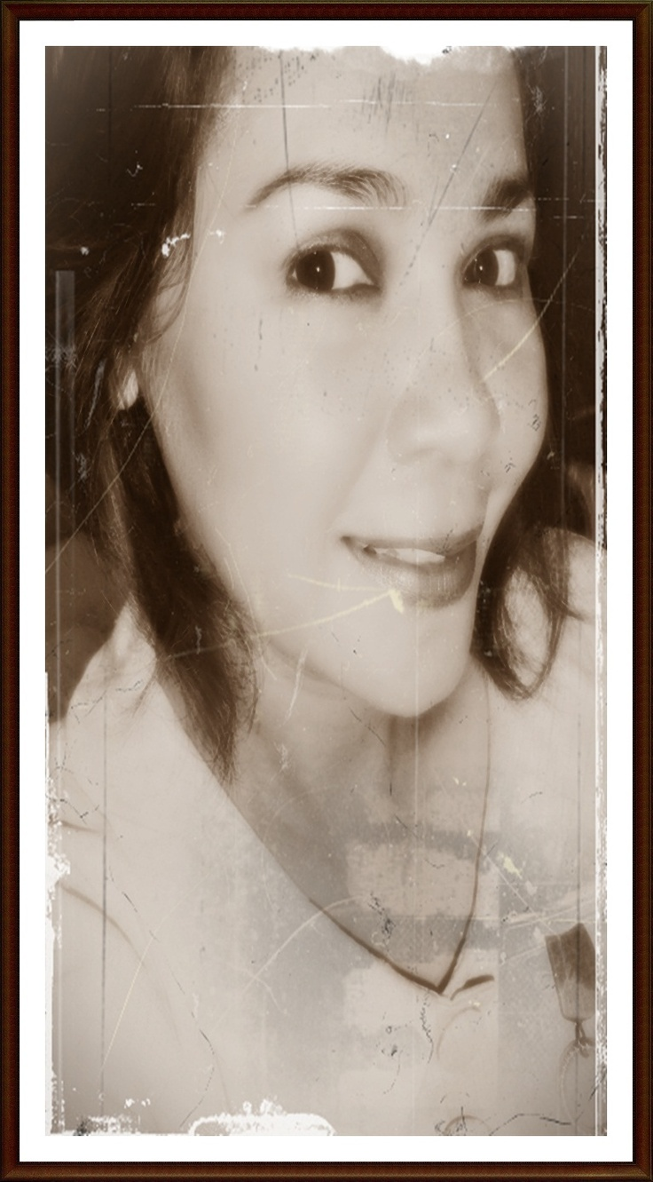 old style photo