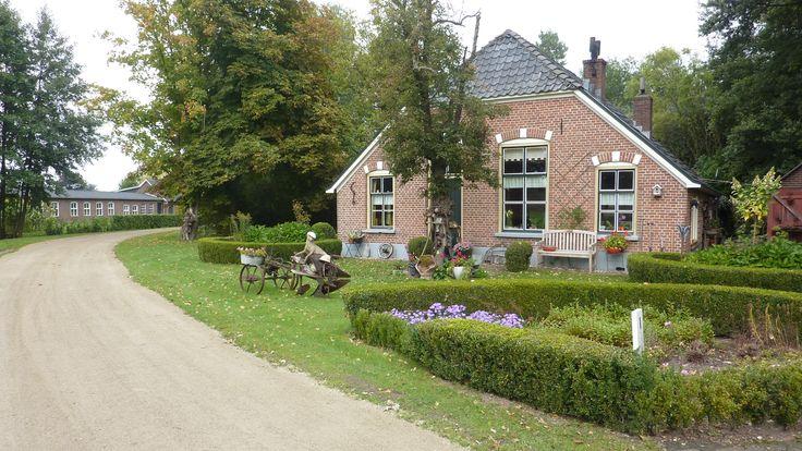 Pieterpad etappe Laren- Vorden
