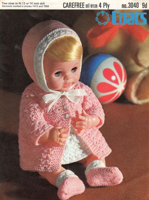 Free Knitting Patterns For Action Man Dolls : 39 best Single - Dolls, Clothes Knitting Vintage Patterns for download images...