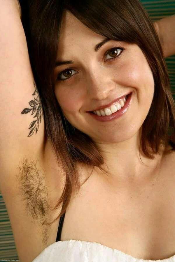 Pinterest Hairy Women