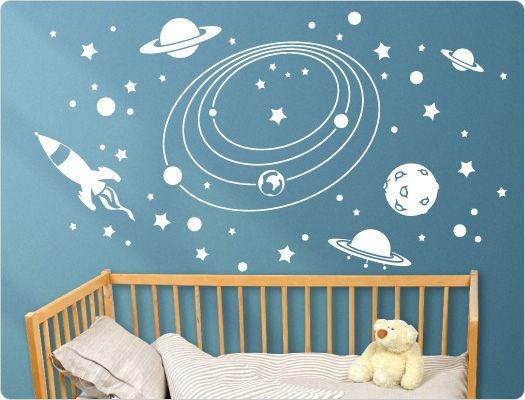 die besten 10+ wandtattoos babyzimmer ideen auf pinterest, Schlafzimmer
